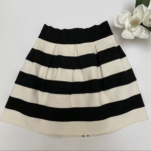 Bloomingdale's Alythea Striped Skirt